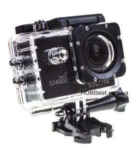 Экстрим камера в стиле GoPro SJCAM SJ4000 FULL HD 1080P Wi-Fi  (ВИДЕО ТЕСТ)