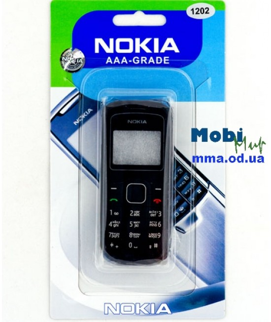 Корпус Nokia 1202 (класс ААА)