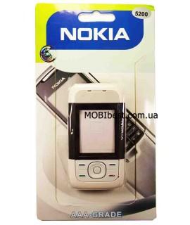 Корпус Nokia 5200 Full (класс ААА)