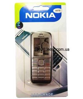 Корпус Nokia 6070 Full (класс ААА)