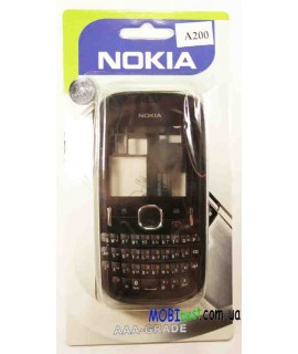 Корпус Nokia Ahsa 200 (класс ААА)