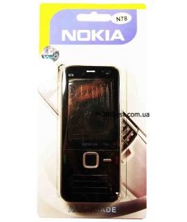 Корпус Nokia N78 (класс ААА)