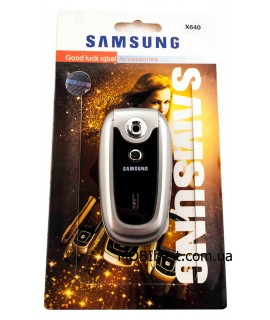 Корпус Samsung X640 (ААА класс)