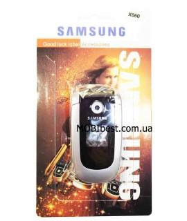 Корпус Samsung X660 (ААА класс)