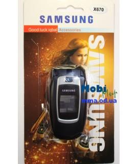 Корпус Samsung X670 (ААА класс)